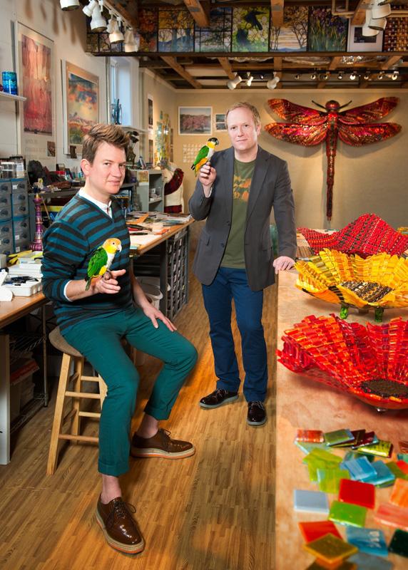 Eric Markow & Thom Norris