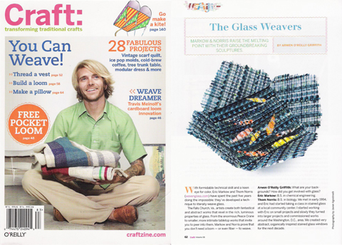 Markow & Norris Craft Magazine