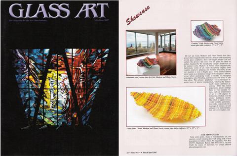 Markow & Norris Glass Art