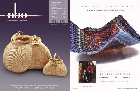 Markow & Norris national basketry
